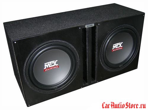 MTX RT15-04x2 vented box