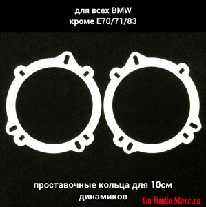 BMW MR Kit (All Series кроме кузовов E83 E70 E71)