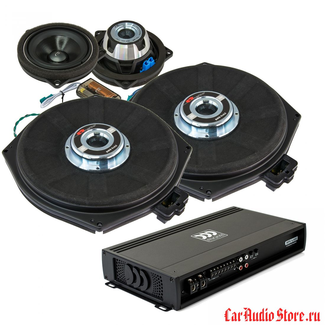 Base Kit Plus CDT Audio 1.1 (MOREL)